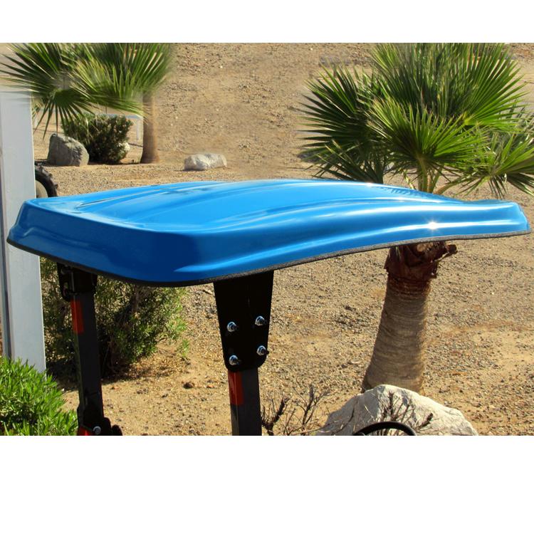 Massey Ferguson Canopy Top : Quot fiberglass canopy top only blue
