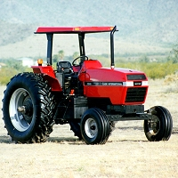Traditional Style Fiberglass Canopy Kit for Mahindra 20 & 60 Series Tractors with Extra Wide ROPS