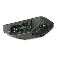 Roof Mount Audio Console - Black