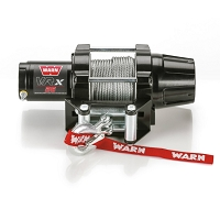 WARN VRX 25 Winch - Steel Cable