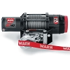 Warn RT40 4000 lb. Winch with 55' Aircraft-grade Wire