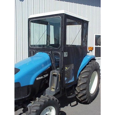 Hardtop Economy Cab For New Holland Tractors
