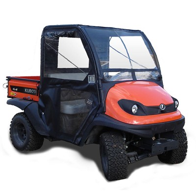 Soft Top Cab Enclosure for Kubota RTV400