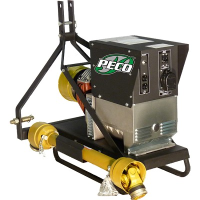 Pto Powered 16kw Generator