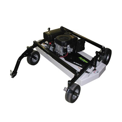 "Pro60V: 60"" AcrEase Professional Wing Finish Cut Mower - 23 HP Briggs Vanguard Twin Cylinder Commercial Engine"