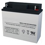 12V High Performance Mower Battery