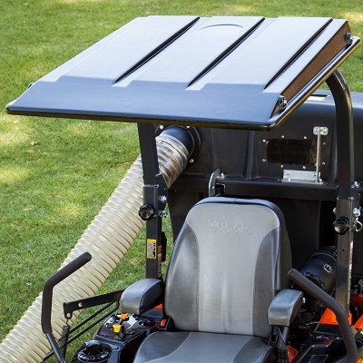 Hardtop Abs Plastic Canopy For Zero Turn Mowers And
