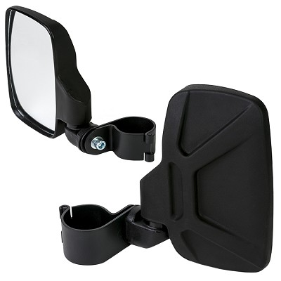 "UTV Side View Mirrors for 1.75"" Roll Bars (Pair)"