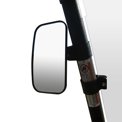 "Universal Side / Rear View UTV Mirror - 1.75"" Clamp"