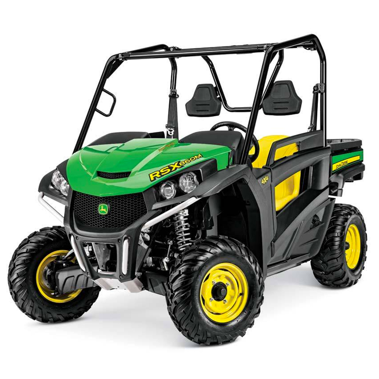 HIGH-PERFORMANCE GATOR RSX850I / 860E / M