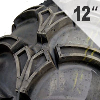 4 & 6-Ply Rated Tires for 12 Inch Wheels