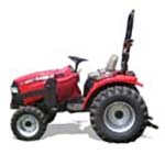 CASE IH FARMALL 35A, 40A COMPACT SERIES