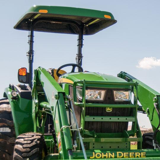 Accessories For John Deere 4000 Series Tractors
