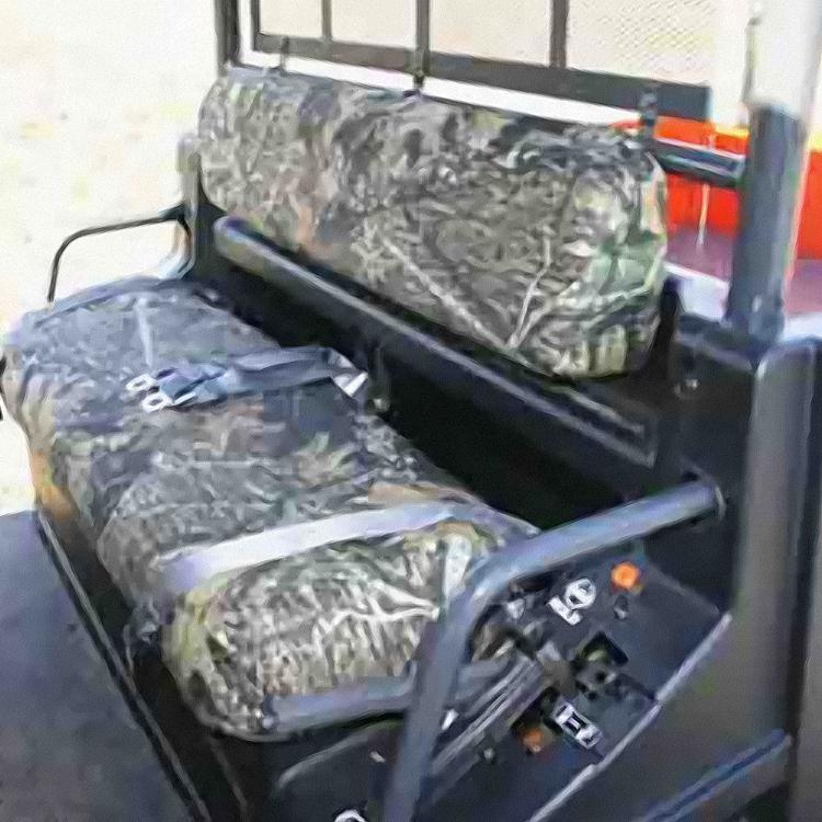 Bench Seat Cover for Kubota RTV900 (2010 & Before)