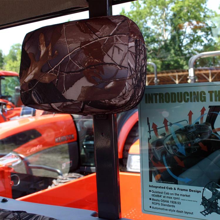 Seat & Head Rest Covers for Kubota RTV1100