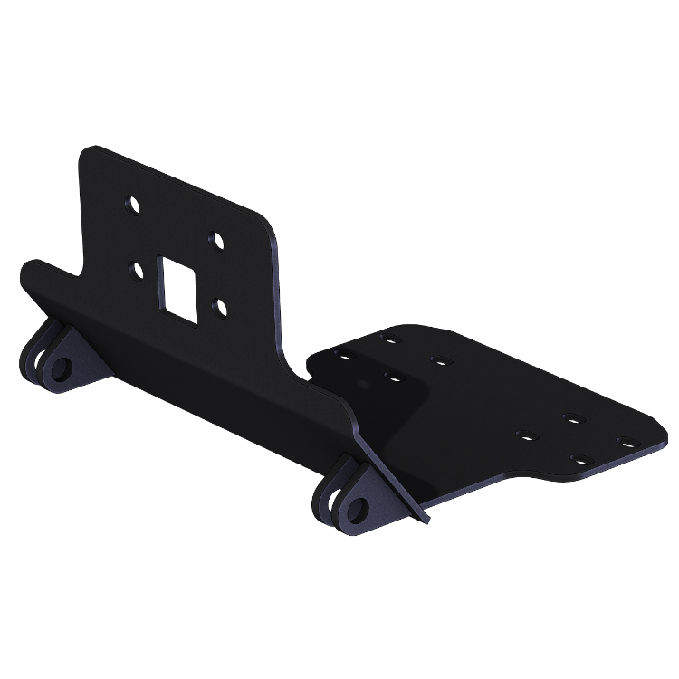 STEP 1:  SELECT PLOW MOUNT