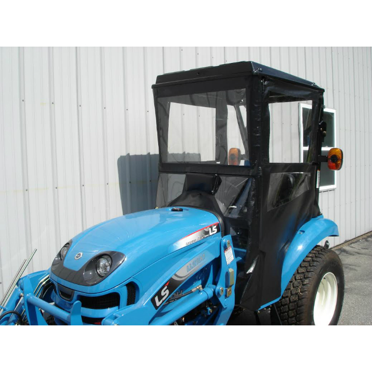 Standard Cab with Hinged Doors for LS Tractors