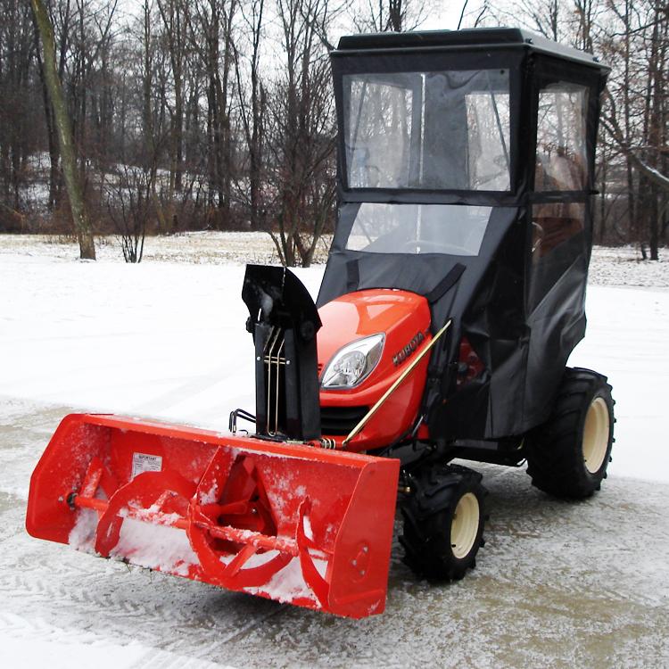 Kubota Lawn Tractor >> Hardtop Cab Enclosure For Kubota Gr2000 Series Lawn Tractors
