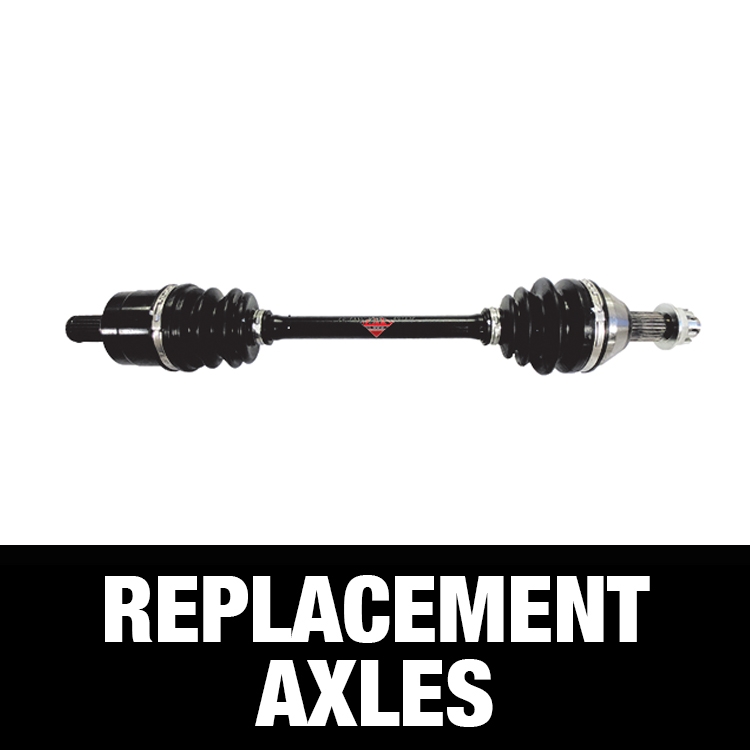 Replacement Axles
