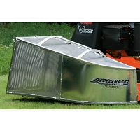 Jumbo Grass Catcher for Kubota Z700 Series