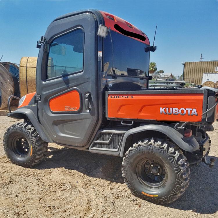 2 Quot Lift Kit For Kubota Rtv X900 X1100 X1120 Amp X1140