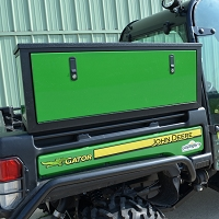 Side Mount Storage Box for John Deere Full Size Gator (Single Door)