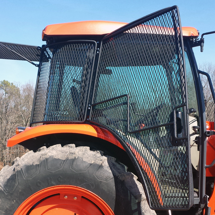Protective Cage Door Kit For M6 M7 Series Tractors
