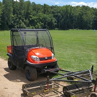 Golf Cage for Kubota RTV400, RTV500 & RTV520