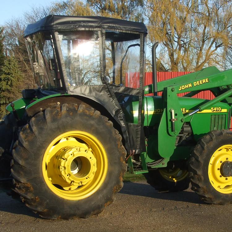 Tractor Cab Enclosure For John Deere 5000 Series Tractors