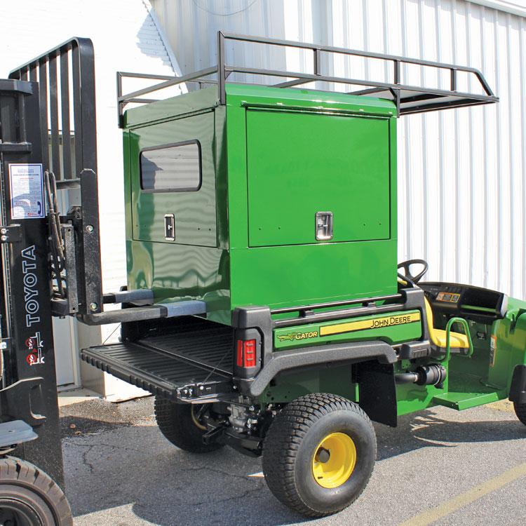 Maintenance Box For John Deere Full Size Gator