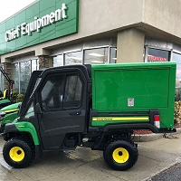 Premium Maintenance Box for John Deere Full Size Gator