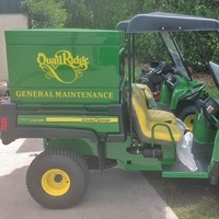 Insulated Food Service Box for John Deere Gators