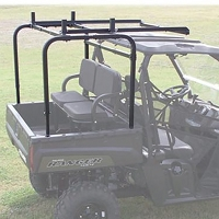 Universal UTV In-Bed Utility Rack