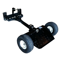 Two Wheel Sulky with Lift & Latch Hitch