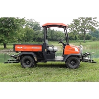 The Farmboy 3-Point Hitch for Kubota RTV1140