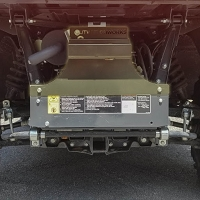 Transmission Cover for the Kubota RTV X-Series