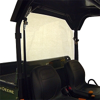 Rear Windshield for John Deere XUV 2013 and Older Models