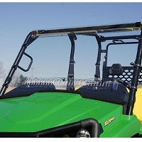General Purpose Polycarbonate Windshield for John Deere Mid Size Gators