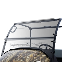 Full Length Vented Lexan Polycarbonate Windshield for Kubota RTV400 & 500