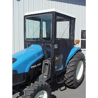 Standard Cab with Hinged Doors for New Holland Tractors