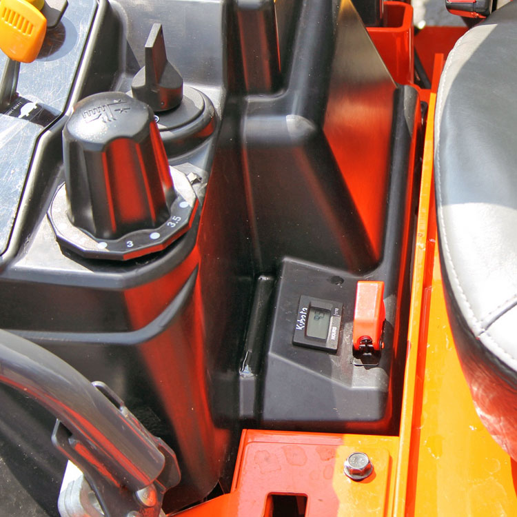 PRO 3B Power Bagger for Kubota Z400 KommanderPRO Series