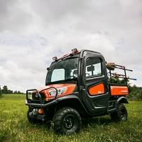 Accessory Rack System for Kubota RTV X-Series