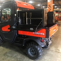UTV Storage Box System for Kubota RTV-X900, X1100, X1120
