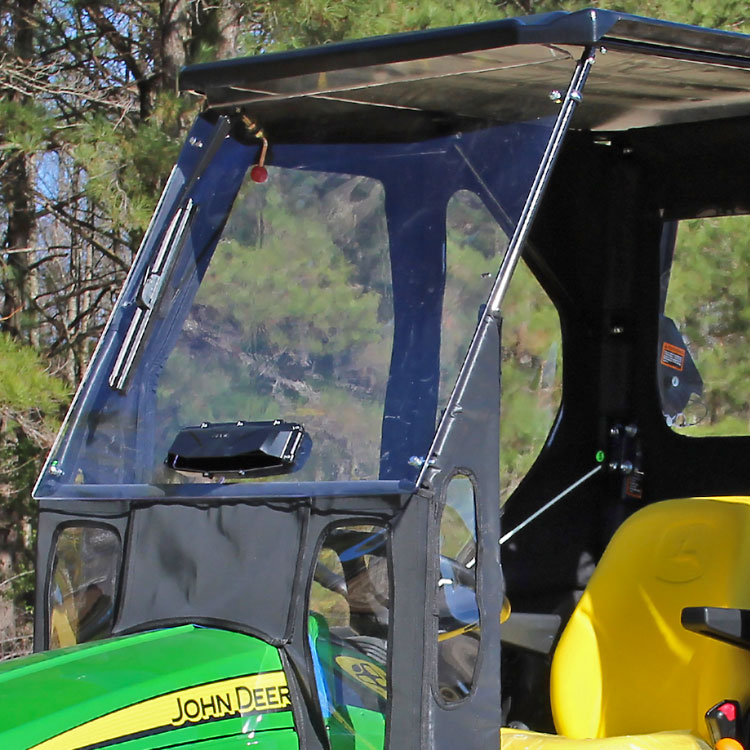 All Weather Cab For John Deere 1 Family Tractors