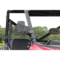 UTV Side View Mirrors for Pro-Fit Roll Bars (Pair)