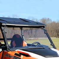 Full Uncoated Poly Windshield for Polaris General
