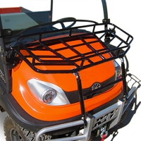 Hood Rack for Kubota RTV400 & RTV500 with Factory Bumper