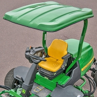 KIT: TAP101 CANOPY KIT FOR JOHN DEERE ZERO TURN MOWERS - FORWARD LEAN
