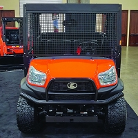 Golf Cage for Kubota RTV-X900 / X1120