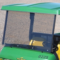 Acrylic Windshield for John Deere ProGator 2020A / 2030A